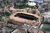 Le Stade Louis II accueille les matchs de l'ASM mais aussi des compétitions d'athlétisme. ©PASCAL  GUYOT