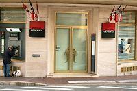 Les banques monégasques vont être contraintes à plus de transparence. ©DOMINIQUE FAGET