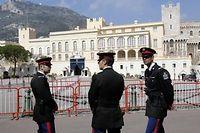 La police monégasque a une solide réputation et excelle pour assurer l'ordre public. ©MAURIZIO GAMBARINI / DPA / AFP