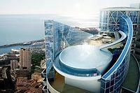 Le penthouse des 4 derniers étages  totalise 3 300 m2 et coûte plus de 300 millions d'euros. ©Groupe Marzocco