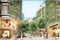 Un projet urbain inédit et de grande ampleur entreprend de redessiner entièrement le profil de la célèbre place du Casino et ses abords immédiats.