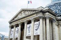 Geneviève de Gaulle-Anthonioz, Pierre Brossolette, Germaine Tillion et Jean Zay font ce mercredi leur entrée au Panthéon.