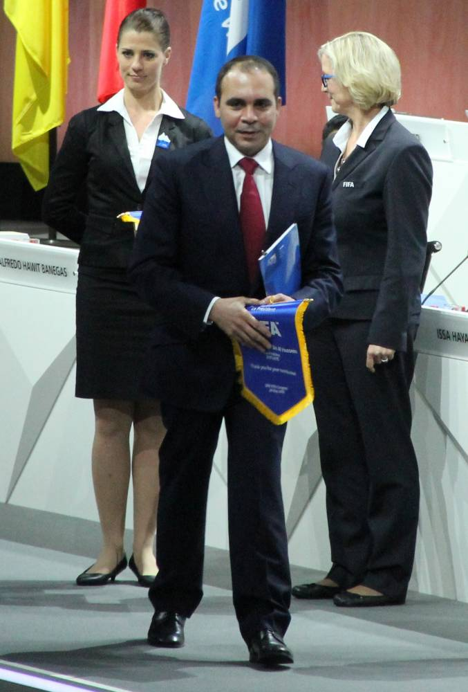 65th FIFA Congress © Fatih Erel
