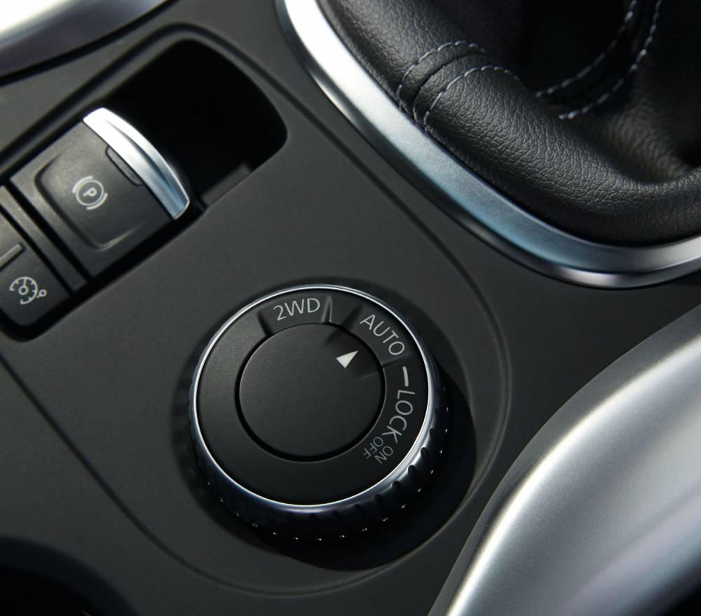 2 ou 4 roues motrices, le choix est ouvert sur le Kadjar ©  Renault