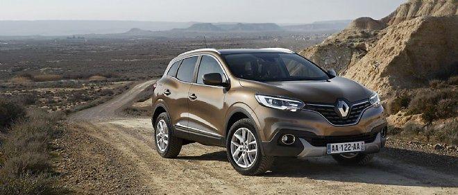 Très réussi pour son style, le Kadjar, par mimétisme avec le Captur et la Clio, sera rapidement identifié comme le crossover Renault.