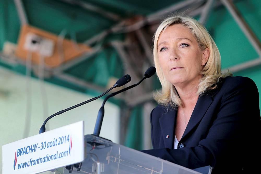 FRANCE-POLITICS-PARTY-FN © FRANCOIS NASCIMBENI AFP