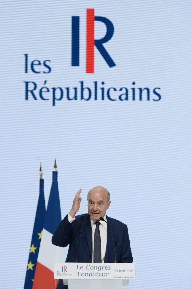 Alain Juppé © STEPHANE DE SAKUTIN AFP