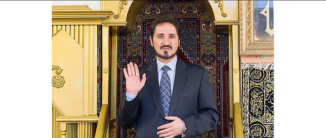 Dans sa mosquée, à Vienne, le cheikh Adnan Ibrahim brise tous les tabous.