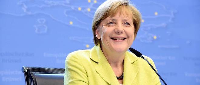 Angela Merkel aura simplement consommé les surplus générés par les politiques de rigueur menées par Gerhard Schröder.