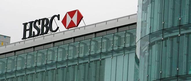 La restructuration devrait coûter à la banque HSBC entre 4 et 4,5 milliards de dollars jusqu'en 2017.