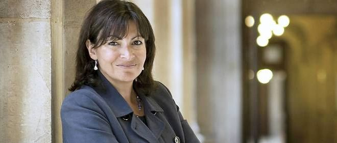 La maire PS de Paris Anne Hidalgo, photo d'illustration.