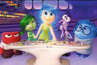 """John Lasseter, producteur exécutif de """"Vice Versa"""" et directeur artistique de Disney et Pixar."""