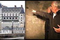 Château d'Amboise et J.-L. Sureau. ©Lewino