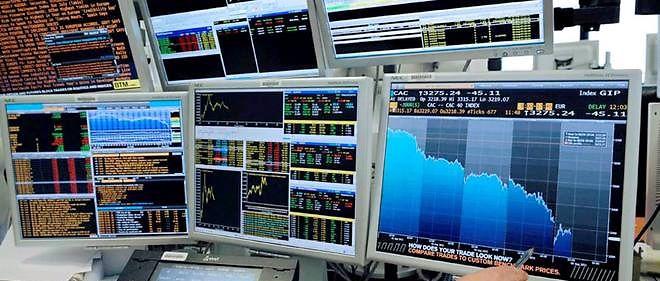 Les traders cherchent à être les plus rapides.
