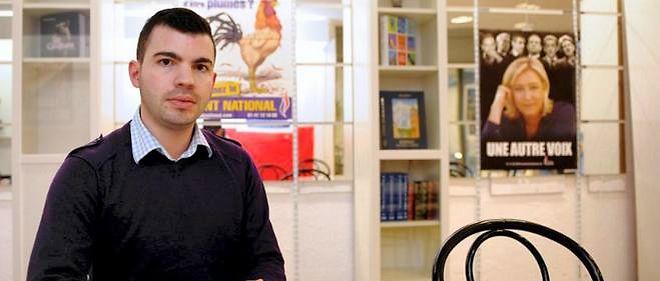 Fabien Engelmann a été élu aux municipales de 2014.