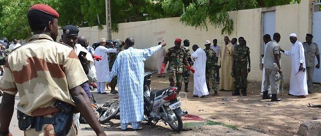 Les deux attaques ont visé le commissariat central de N'Djamena et l'école de police, faisant 33 morts et 101 blessés.