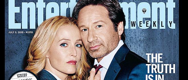 X Files Les Toutes Premieres Images Du Retour De Mulder