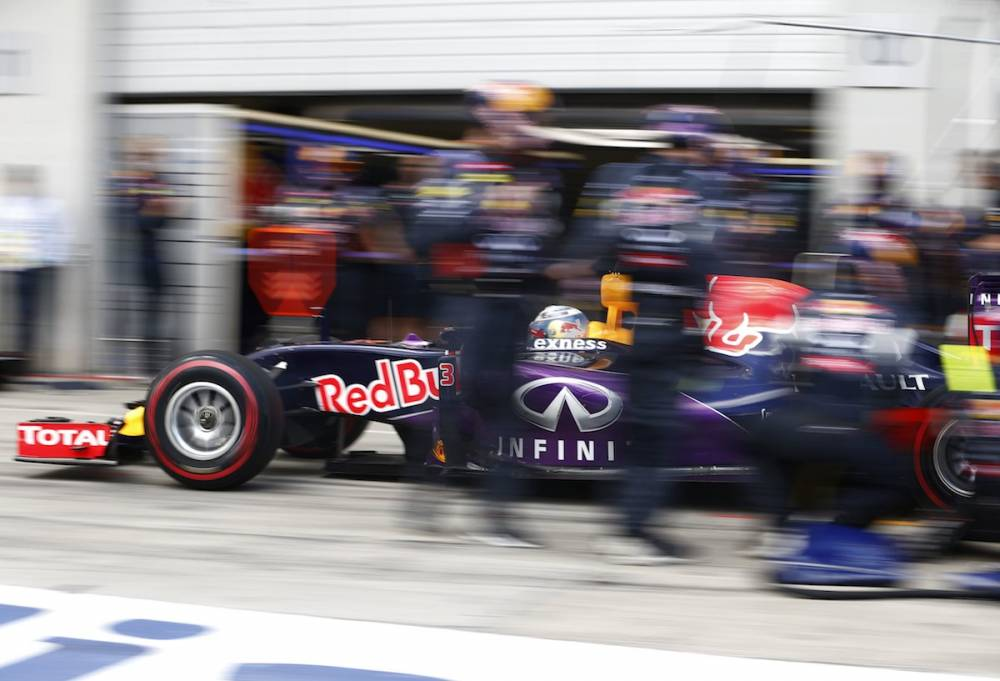 Motorsports: FIA Formula One World Championship 2015, Grand Prix of Austria © HOCH ZWEI AFP