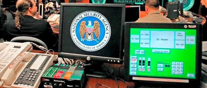 L'oeil de la NSA sur l'économie française