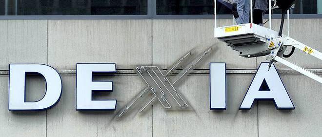 """Pour la première fois, la banque Dexia a été condamnée pour """"défaut d'information""""."""