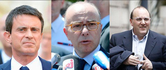 """Manuel Valls, Julien Dray, Bernard Cazeneuve, trois discours sur la """"guerre de civilisation""""."""