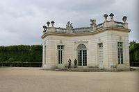 Le pavillon français du Petit Trianon. ©Frédéric Lewino