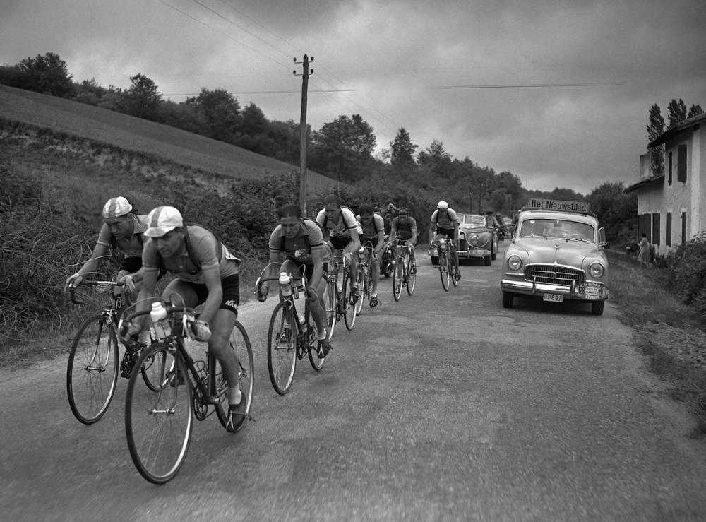 CYCLISME-TDF-BAUVIN ©  AFP