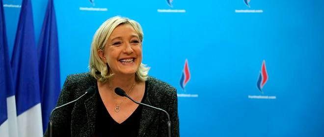 Le blogueur devra verser un euro de dommages et intérêts à Marine Le Pen.
