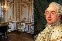 Cabinet de la garde-robe de Louis XVI