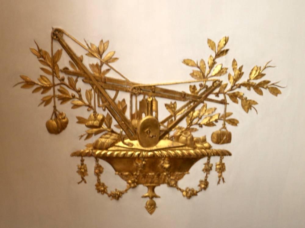 Visite interdite du château de Versailles#3 : le cabinet de travail secret  de Louis XVI - Le Point