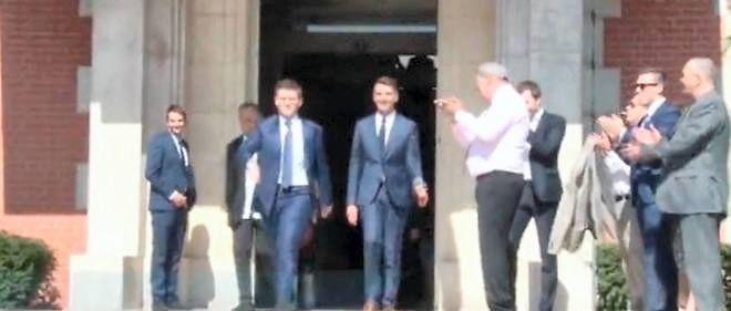 Le Premier Mariage Gay D Un Parlementaire Celebre A Alfortville Le