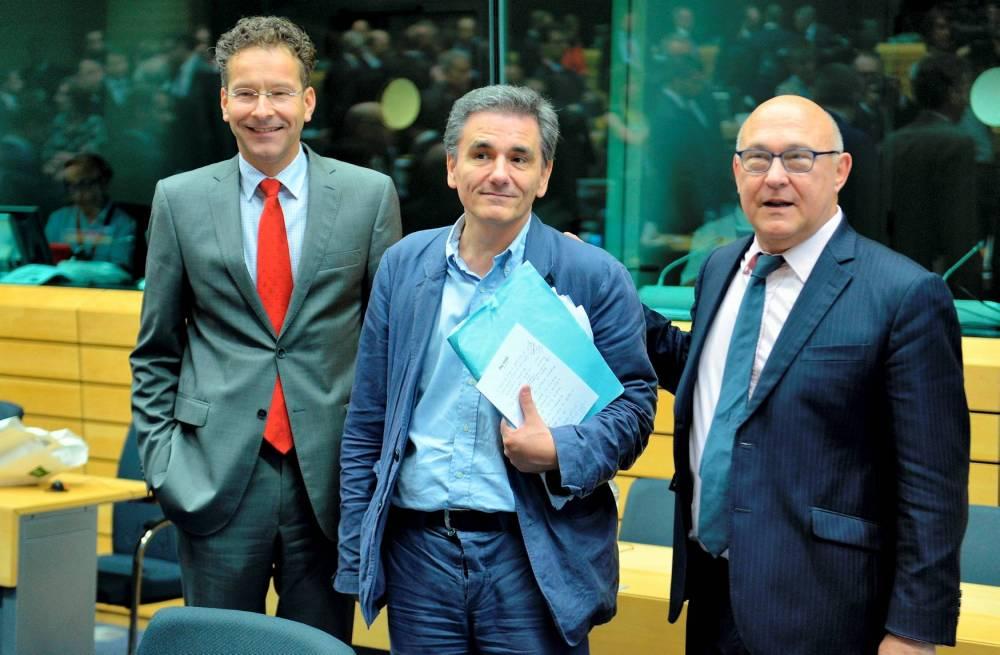 Eurogroup Finance Ministers Meeting © Dursun Aydemir Anadolu Agency/AFP