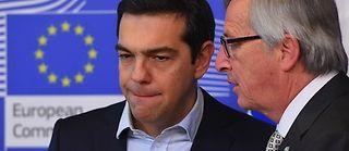 En 2010, Goldman Sachs a aidé le gouvernement grec à camoufler la réalité de son endettement par des tours de passe-passe. ©EMMANUEL DUNAND