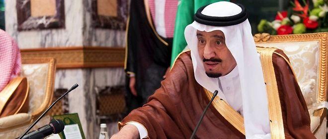 Le roi saoudien, Salmane ben Abdelaziz Al Saoud.