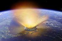 Un astéroïde pourrait-il éradiquer l'espèce humaine ? ©Don Davis