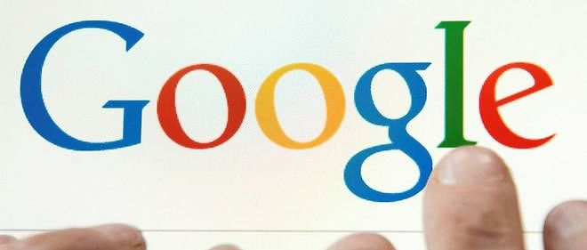 Le logo Google, Photo d'illustration.