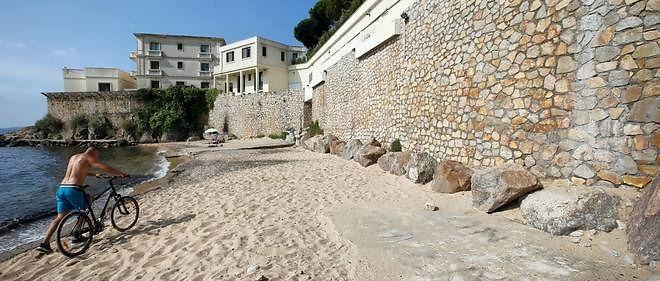Une plage publique de Vallauris, une commune des Alpes-Maritimes, sera privatisée par la famille royale saoudienne.