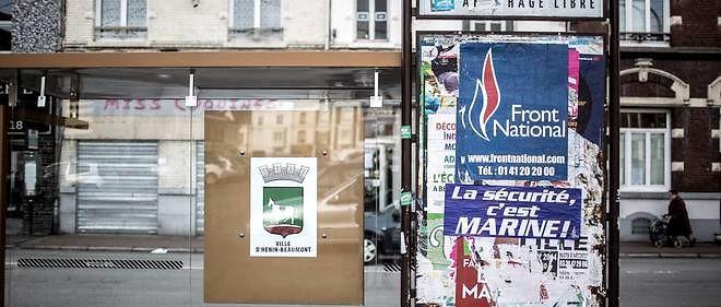 Le numéro deux du FN dans le Morbihan est accusé d'agression contre une ancienne candidate du parti aux élections départementales.