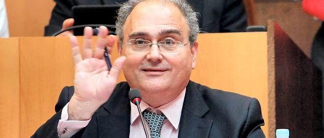 Le député et président du conseil exécutif de Corse, Paul Giacobbi (PRG), a été mis en examen mardi 21 juillet.