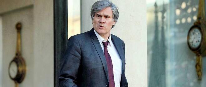 Le ministre de l'Agriculture Stéphane Le Foll, photo d'illustration.