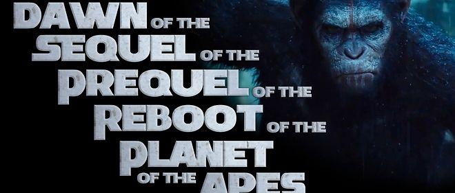 """""""La Planète des singes"""" est un prequel qui """"reboote"""" la franchise lancée une première fois en 1968."""