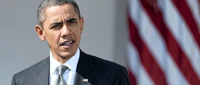 """Barack Obama a qualifié l'Union européenne de """"pierre  angulaire des  institutions créées après la Seconde Guerre mondiale"""" qui a  permis de  rendre le monde """"plus sûr et plus prospère""""."""