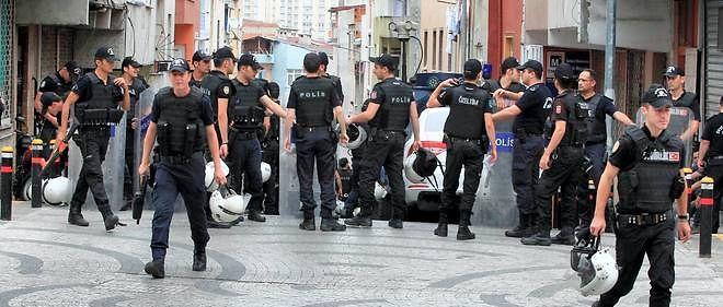 Des interpellations ont eu lieu vendredi matin en Turquie dans les mouvances terroristes, a annoncé le gouvernement.