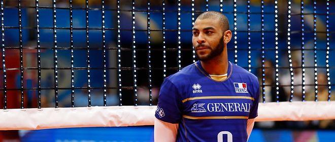 Meilleur joueur du Mondial 2015 de volley, N'Gapeth va devoir passer par la case tribunal.