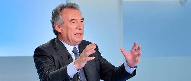 François Bayrou estime que la nomination d'un député PS à la tête d'une filiale d'ERDF est contraire aux engagements du parti.