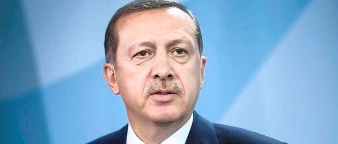 Le président turc Recep Tayyip Erdogan a lancé une guerre totale contre l'organisation État islamique.
