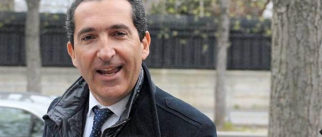 L'homme d'affaires Patrick Drahi, patron d'Altice (SFR, Numericable).