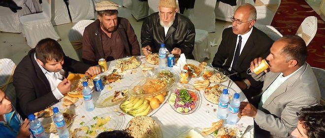 Les mariages afghans, qui peuvent rassembler des milliers de personnes, donnent de temps en temps lieu à des incidents mortels (photo d'illustration).
