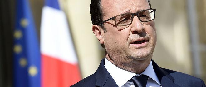 """François Hollande dit vouloir """"continuer la pression"""" jusqu'à la réunion du conseil européen sur l'agriculture (début septembre)."""