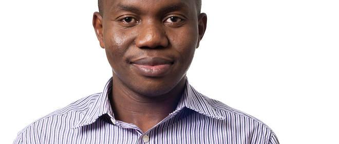 Le Nigérian Ndubuisi Ekekwe qui a créé l'application SmartFarm avec son entreprise Milonics.